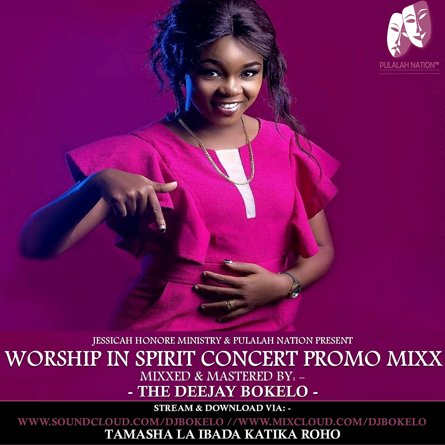 Mixtape | Dj Bokelo – Worship in Spirit Concert Promo Mix