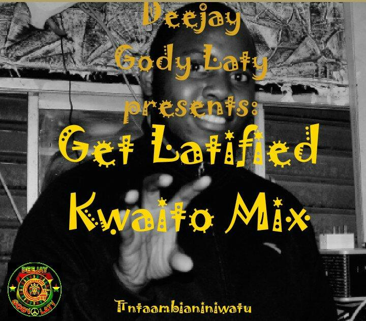 Mixtape | Dj Godylaty – Kwaito Mix | Mzuka Kibao