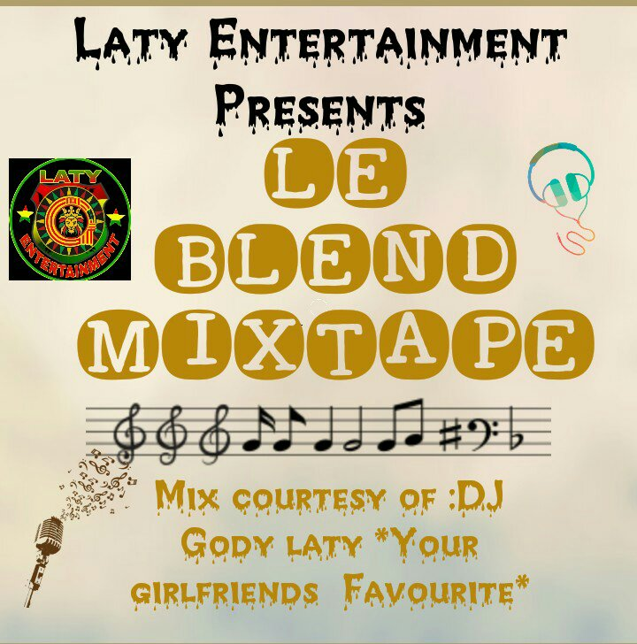 Mixtape | Dj Godylaty – Le Blend Mix | Mzuka Kibao