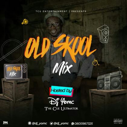 "Mixtape | DJ YomC – TBT Mixtape ""Old Skool Mix"" 